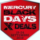 MERCURY BLACK DAYS