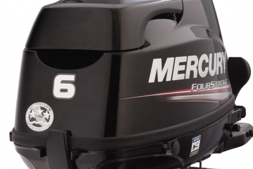 MERCURY - 6 HP Fourstroke