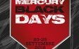 Mercury Black Days 2018