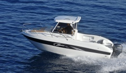 Barca Pesca Saver Manta 590 Cabin Fisher