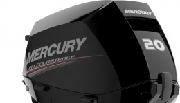 MERCURY F 20 HP ML