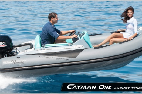 RANIERI INTERNATIONAL - Cayman One Luxury Tender