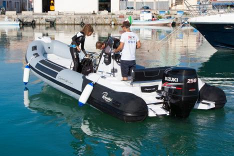 RANIERI INTERNATIONAL - Cayman 23 Sport Diving