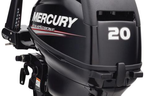 MERCURY - 20/15 Fourstroke